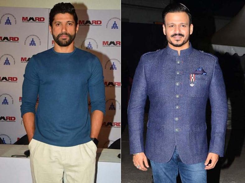 Know why Farhan Akhtar, Vivek Oberoi and other celebs are disappointed