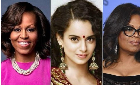 Kangana Ranaut to share stage with Michelle Obama and Oprah Winfrey.