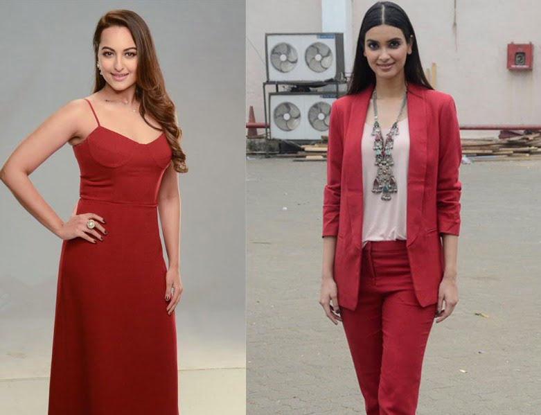 This is what Diana Penty has to say about Sonakshi Sinha