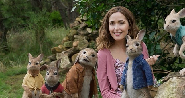 PETER RABBIT Movie Review: For the child in you