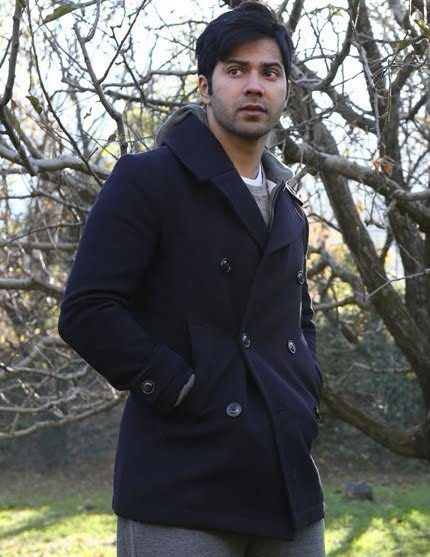 Varun Dhawan: I want to 'tear' the envelope with roles like OCTOBER