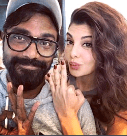 This is what Jacqueline has to say about Remo's work with RACE 3