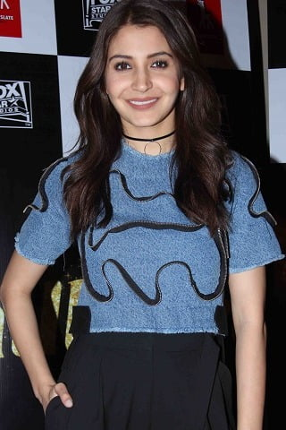 Anushka Sharma on being experimental about her roles