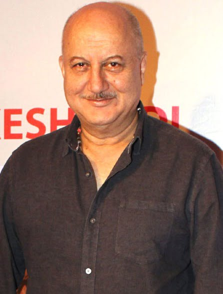 Anupam Kher: Manmohan Singh's role is most difficult to play