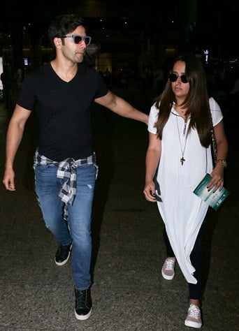 Varun Dhawan opens up about his bae Natasha for the first time