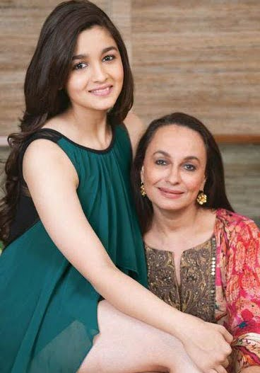 Alia Bhatt: Me & my mother are often told that we look like twins