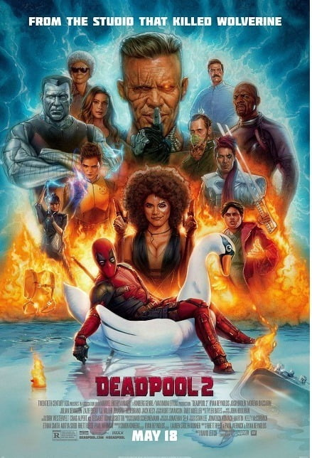 DEADPOOL 2 Movie Review: Bloody, Crazy & Gleefully Lampooning Orgy