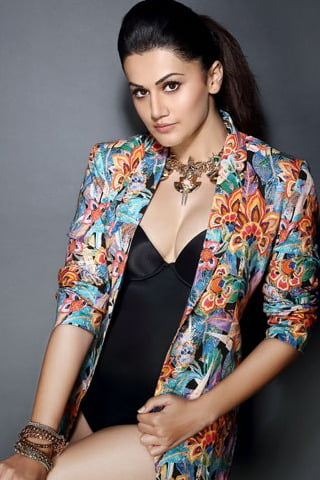 Taapsee Pannu turns highest paid actress amongst her peers