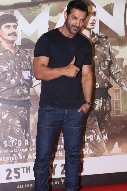Find out John Abraham's crush