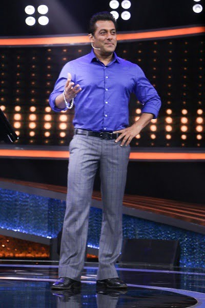 Why Salman Khan was scared to show his original personality through TV?