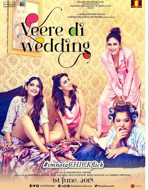 VEERE DI WEDDING Movie Review: Is this the microcosm on woman we want!!?