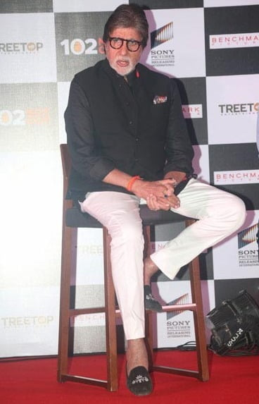 Amitabh Bachchan gears up for a big fight!