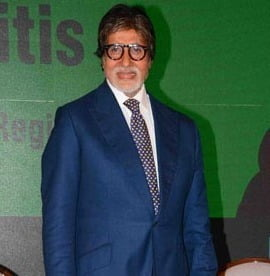 Another record for the megastar Amitabh Bachchan