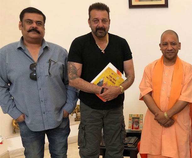 Sanjay Dutt to 'root' for his 'roots' in UP