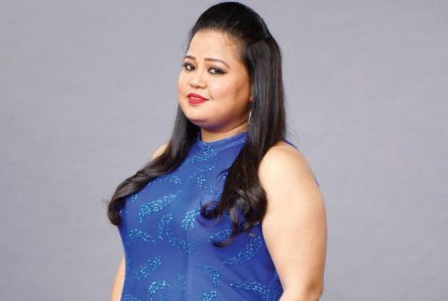 Comedian Bharti Singh speaks about her passion in life