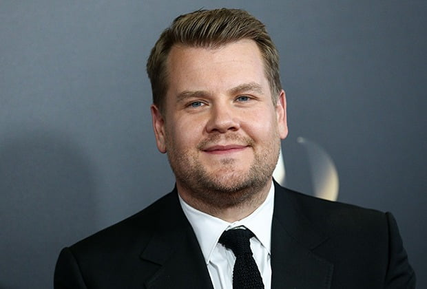 James Corden gives up meat