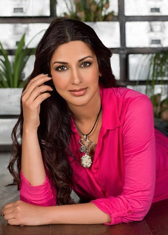 Sonali Bendre follows her other passion!