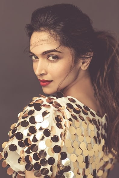 Here's a proof that Deepika Padukone is committed!