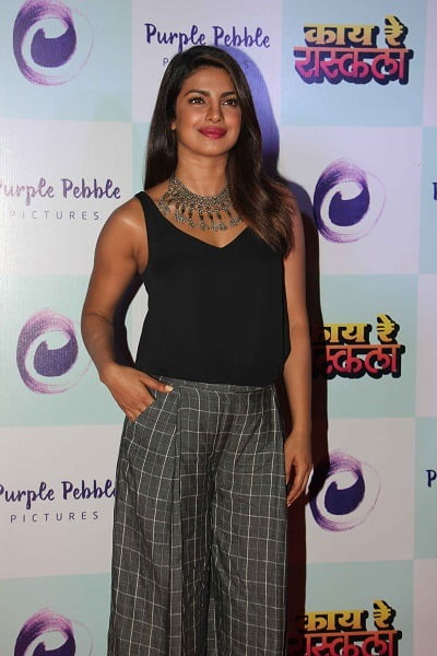 Priyanka Chopra's Purple Pebble pictures clarifies about thier upcoming project!