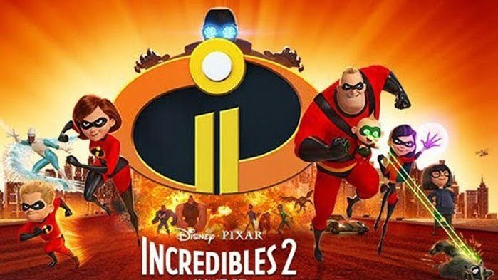 INCREDIBLES 2 Movie Review : Jack – Jack baby, this is 'super' pop corn fun!!