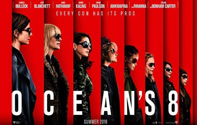 OCEAN'S 8 Movie Review: All Glitter No Gold