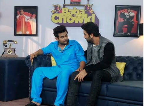 Baba meets Baba only on MTV Beats