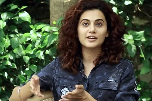 Here's what went behind Taapsee's character in SOORMA