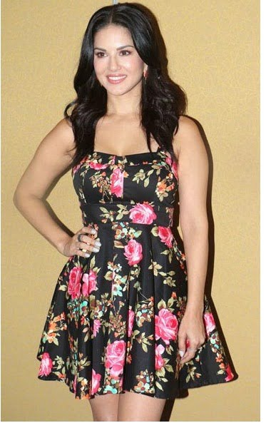 Sunny Leone against animal testing for her cosmetics brand