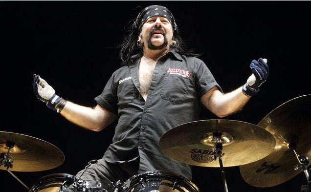 World of metal and legend Vinnie Paul's Pantera