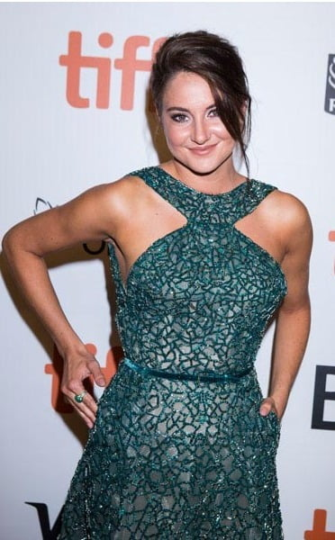 Shailene Woodley: I don't see acting as my career