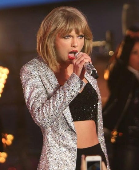 Taylor Swift in a 'great place'