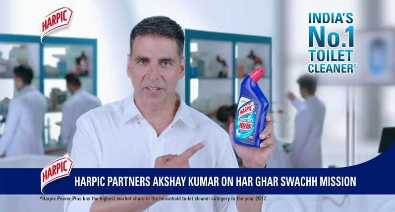 Akshay Kumar joins hand with this popular brand for betterment of India!