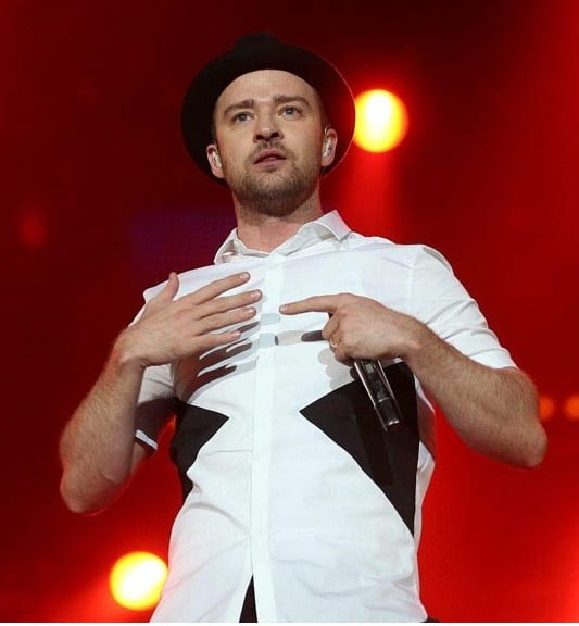 Justin Timberlake releases his new track