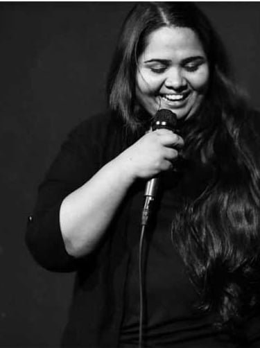 Sumukhi Suresh unveiled the reason that made Comicstaan so special!
