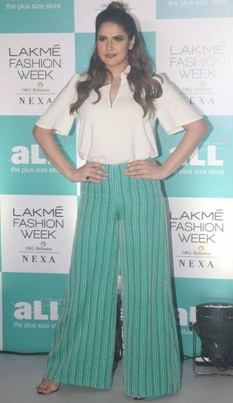 Zareen Khan: Wonder why it took long to recognise plus-size models