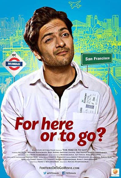 FOR HERE OR TO GO Movie Review: Topical subject but still...