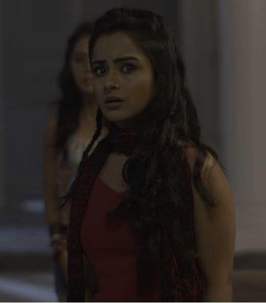 Ishita Ganguly's eerie experience on the sets