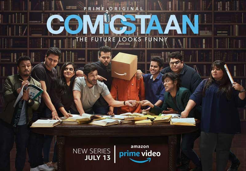 Is Amazon's COMICSTAAN unique and fresh?