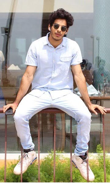 Ishaan Khatter: Fortunate to get opportunity to prove myself