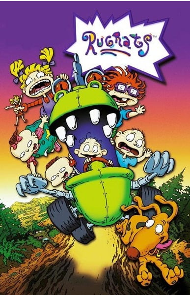 New Rugrats series, movie on the way