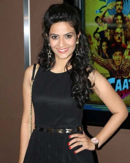 Aditi Sharma: My parents wanted me to be a doctor