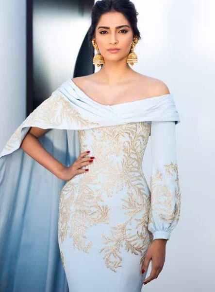 Sonam: Have taken quite a bit of references from 'The Zoya Factor' book