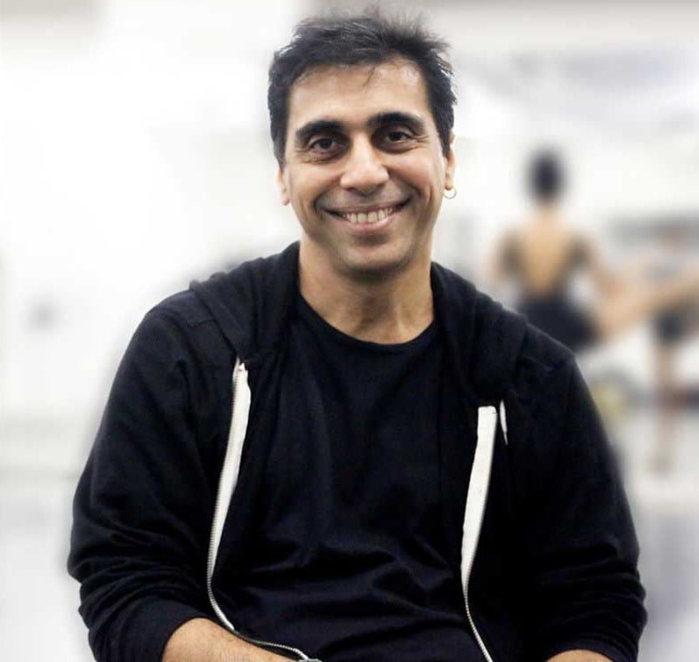 Internationally acclaimed choreographer Bobby Newberry visits India for the first time