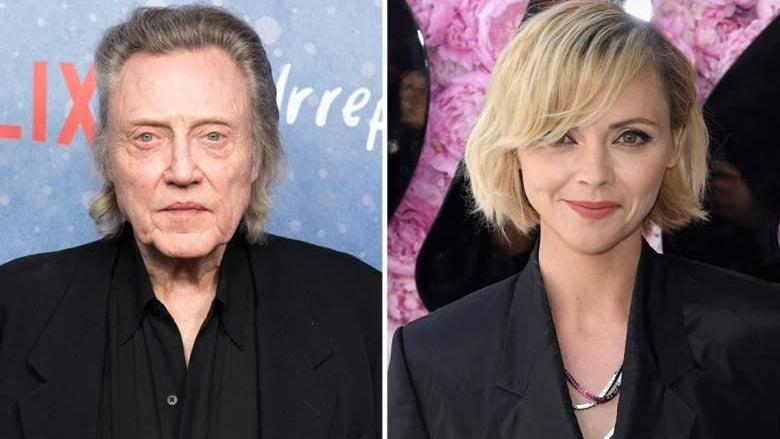 Christopher Walken, Christina Ricci to star in 'PERCY'