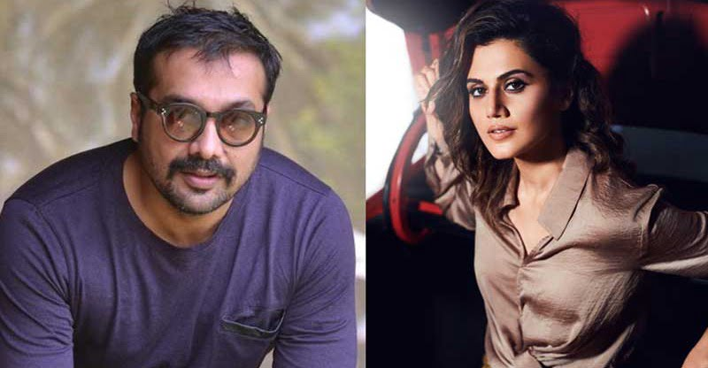 Here's why Anurag Kashyap casted Taapsee Pannu!