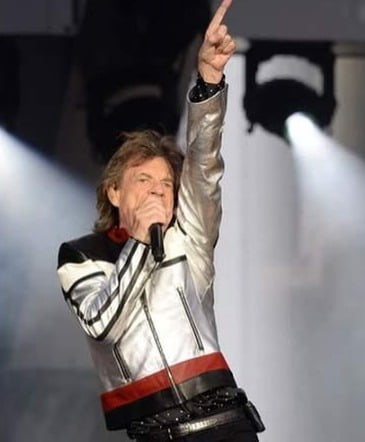 Mick Jagger joins the cast of heist thriller