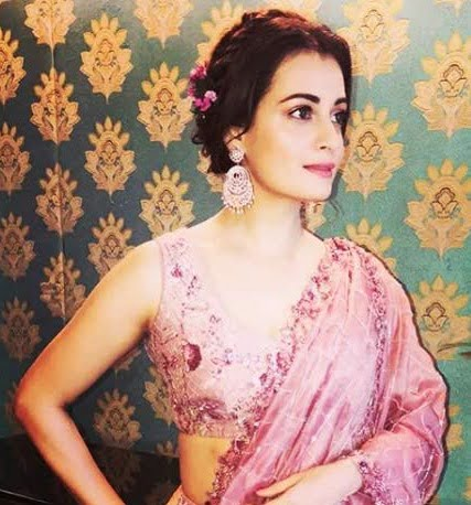 Dia Mirza: Desire to pen book on India's unsung conservation heroes