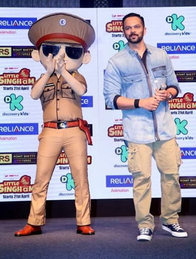 Little Singham to be back with second season