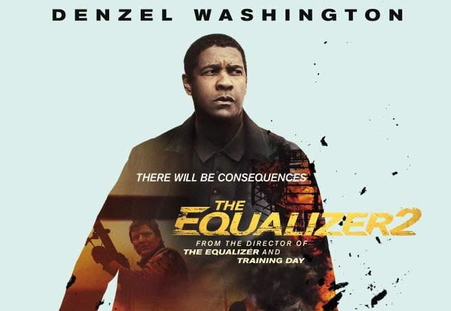 THE EQUALIZER 2 gets India release date