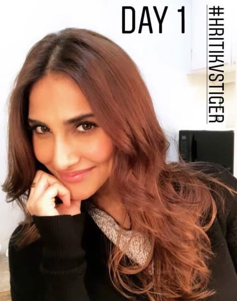 Vaani Kapoor starts shooting for upcoming movie with Hrithik Roshan and Tiger Shroff
